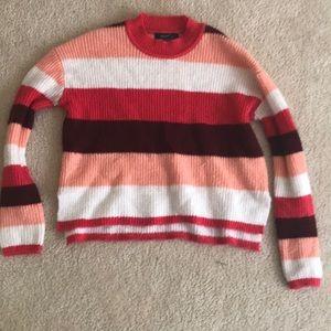 -Multi color sweater